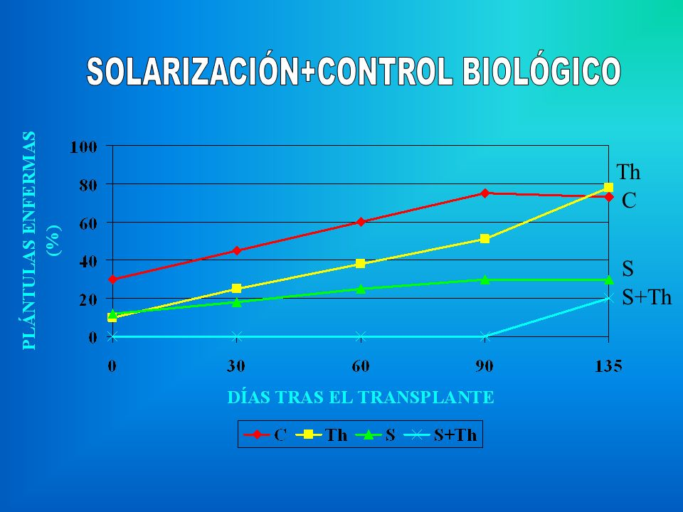 SOLARIZACIÓN+CONTROL BIOLÓGICO