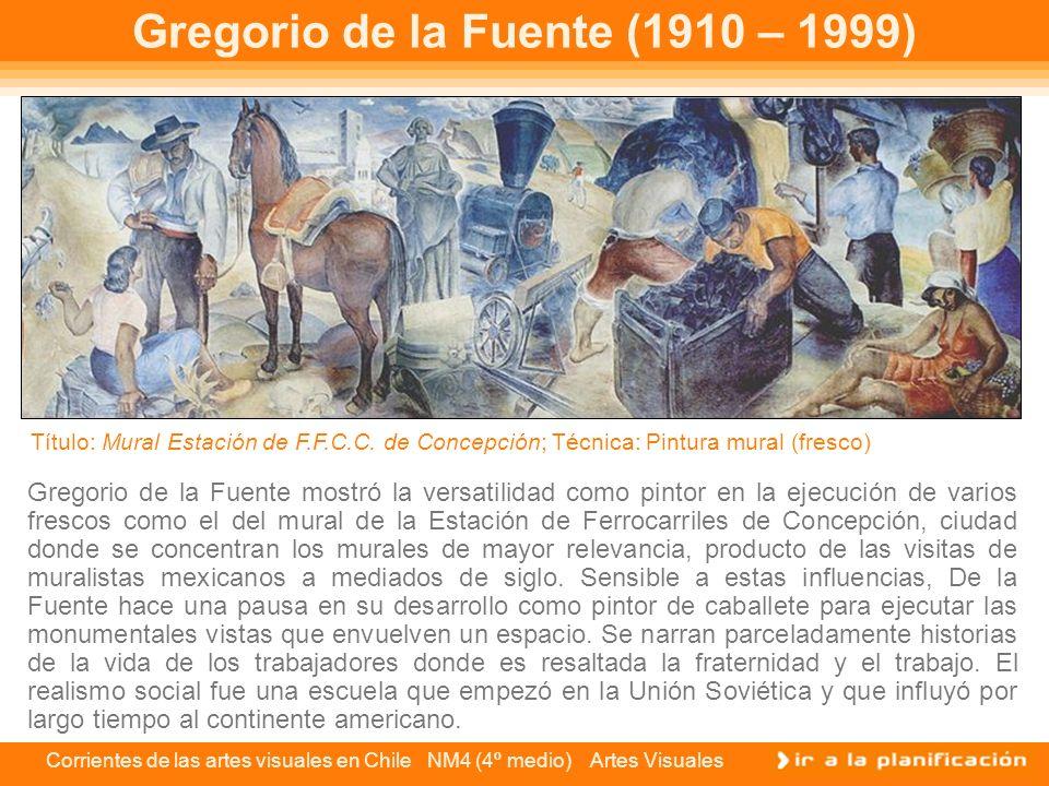 Gregorio de la Fuente (1910 – 1999)