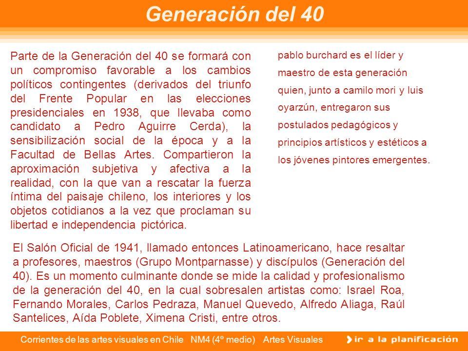 Generación del 40
