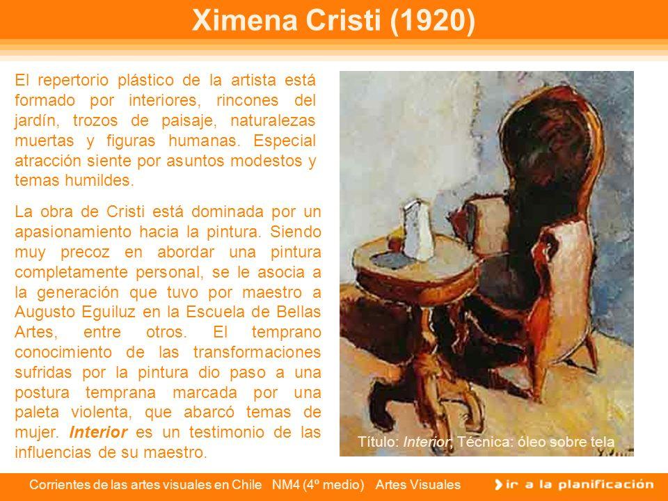 Ximena Cristi (1920)