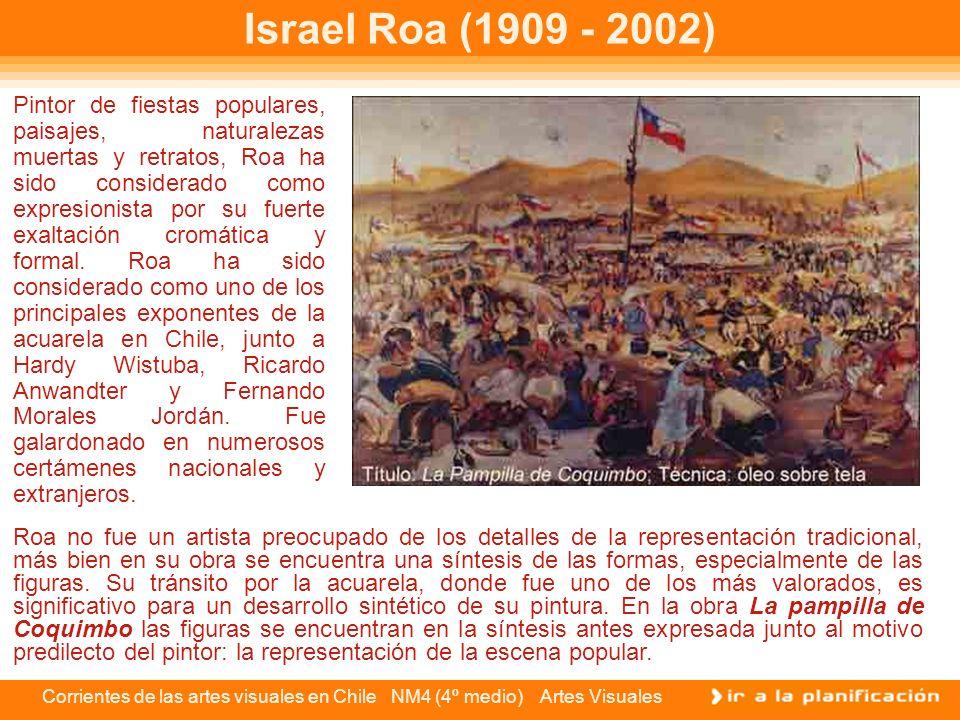 Israel Roa (1909 - 2002)