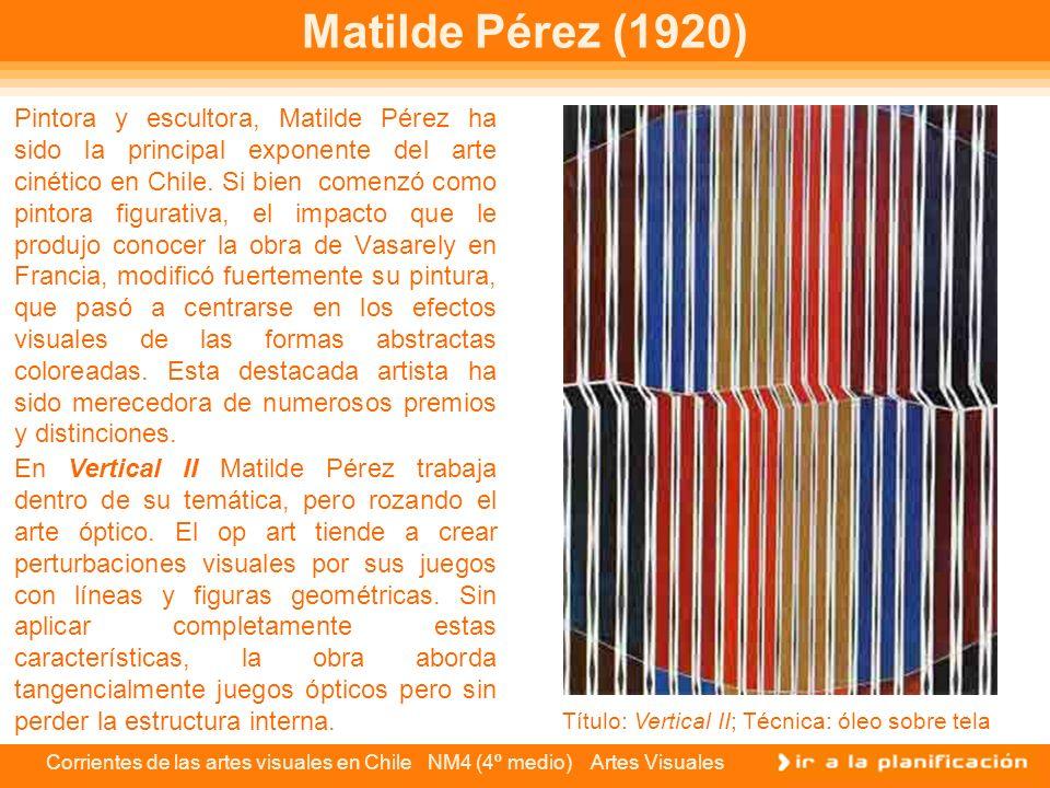 Matilde Pérez (1920)