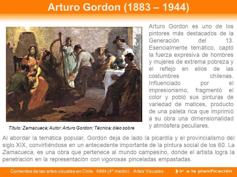 Arturo Gordon (1883 – 1944)
