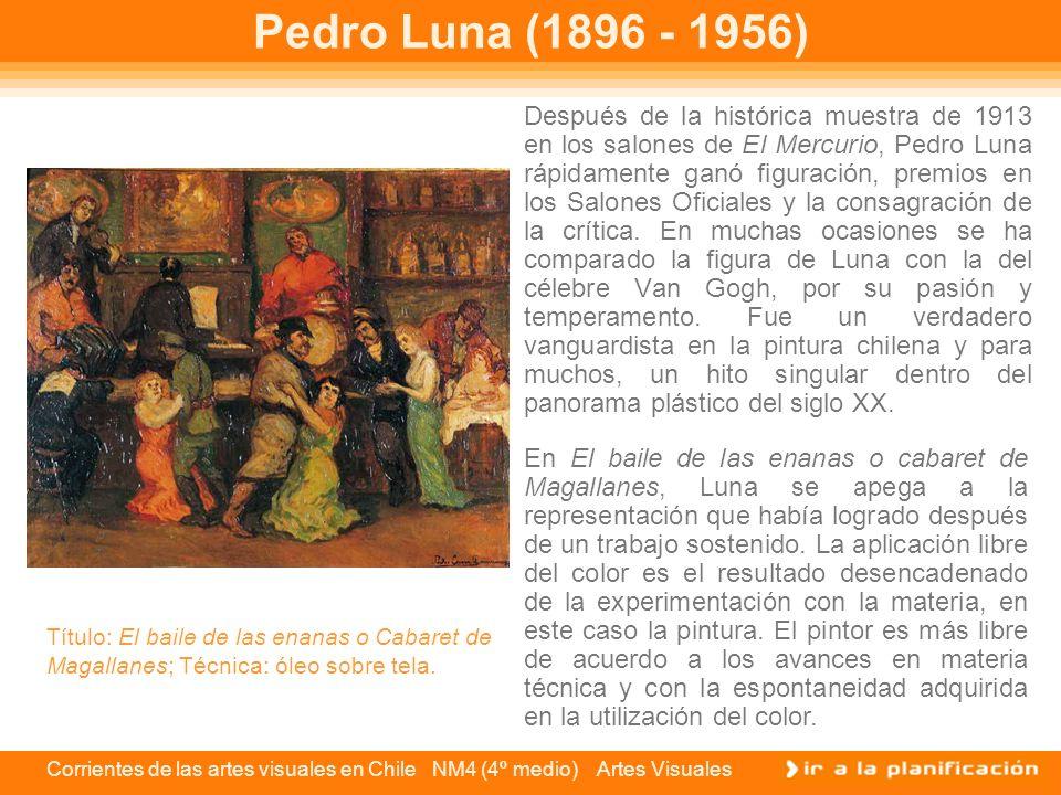 Pedro Luna (1896 - 1956)
