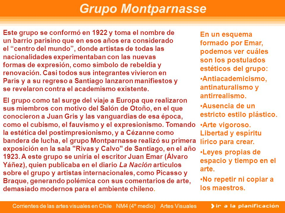 Grupo Montparnasse