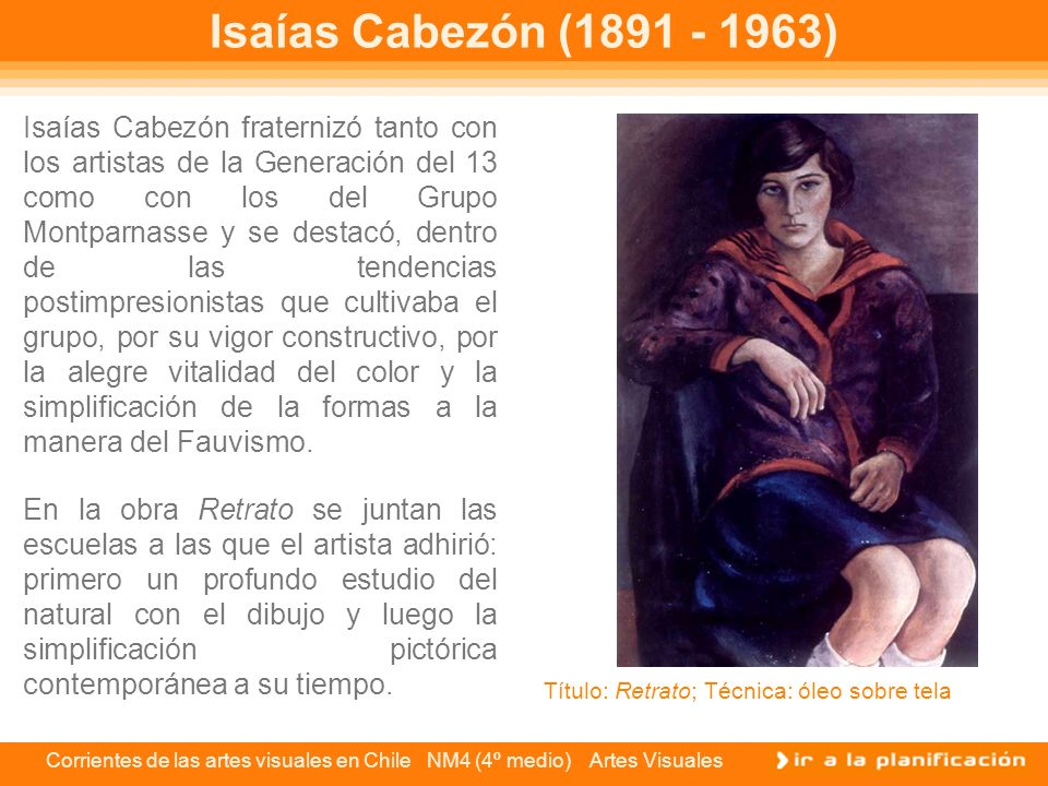 Isaías Cabezón (1891 - 1963)