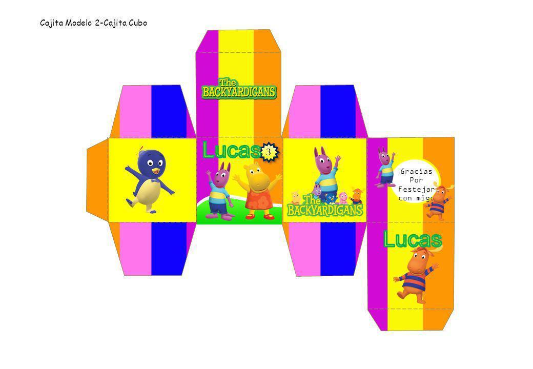 Cajita Modelo 2-Cajita Cubo