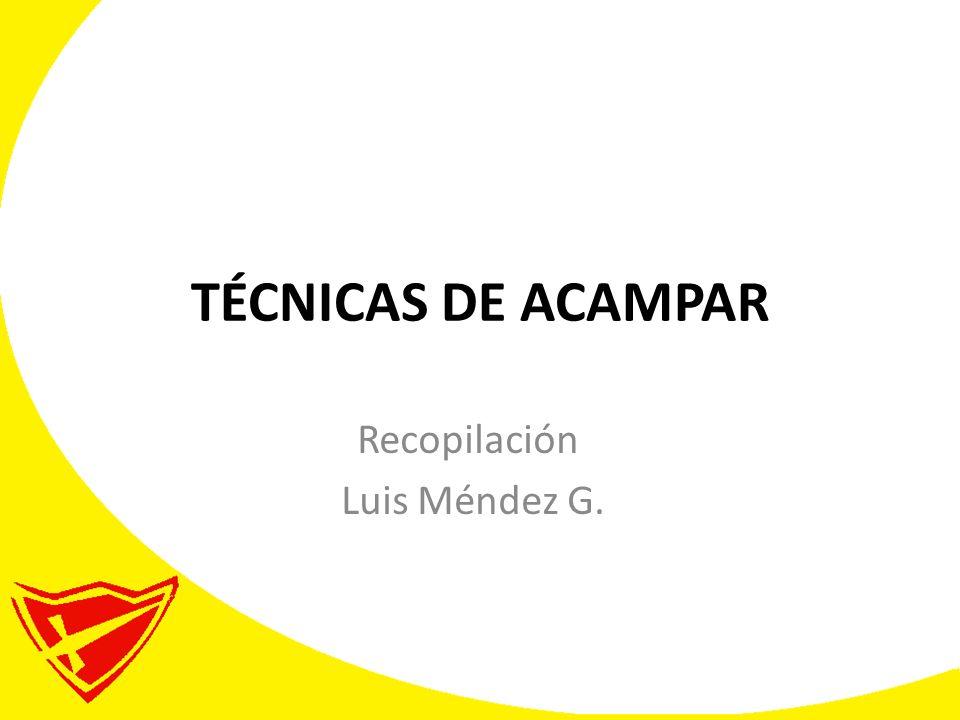 Recopilación Luis Méndez G.