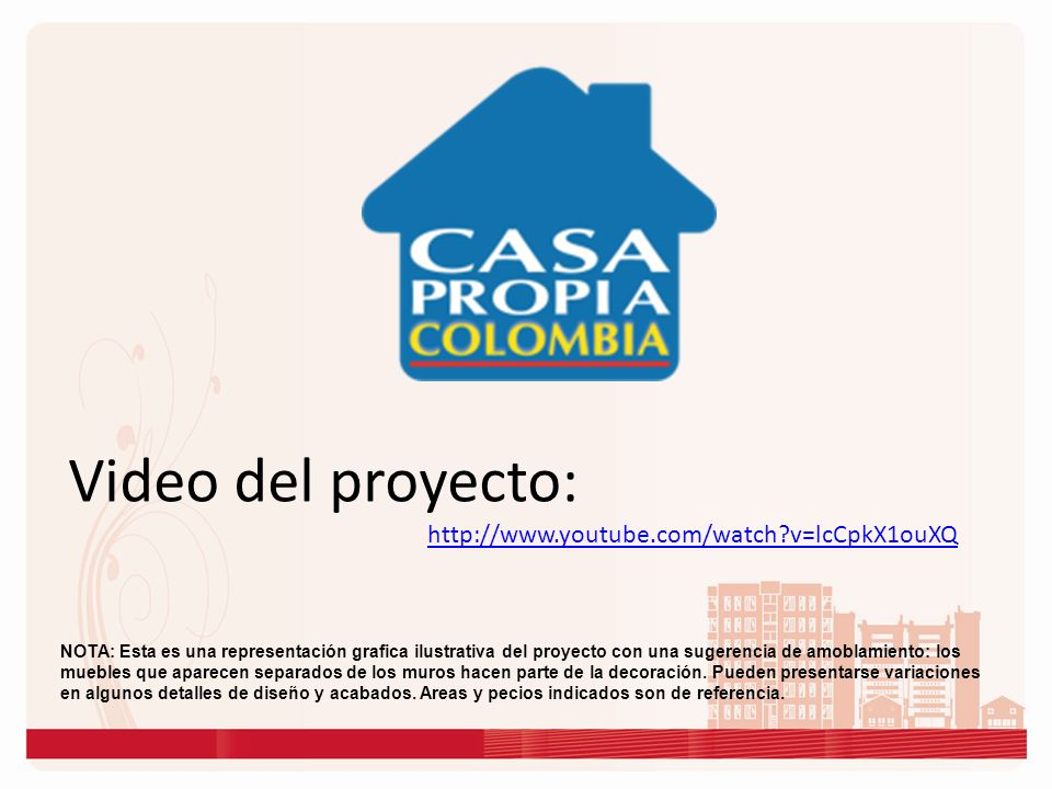 Video del proyecto: http://www.youtube.com/watch v=lcCpkX1ouXQ