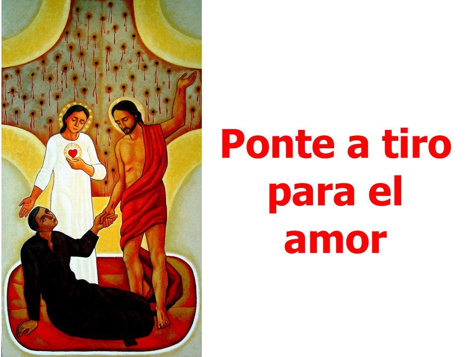 Ponte a tiro para el amor