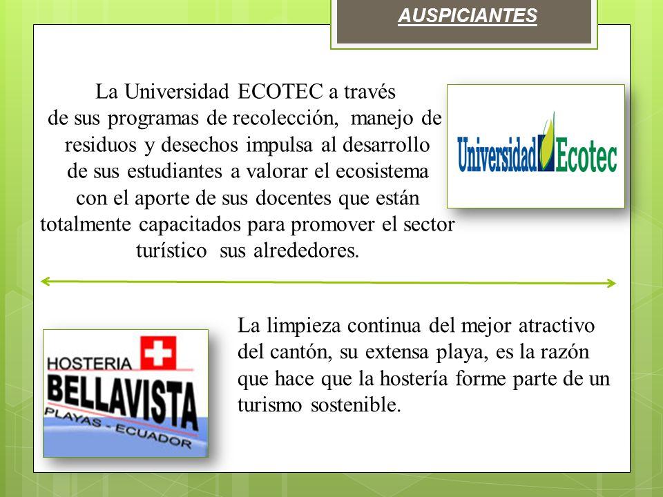 La Universidad ECOTEC a través
