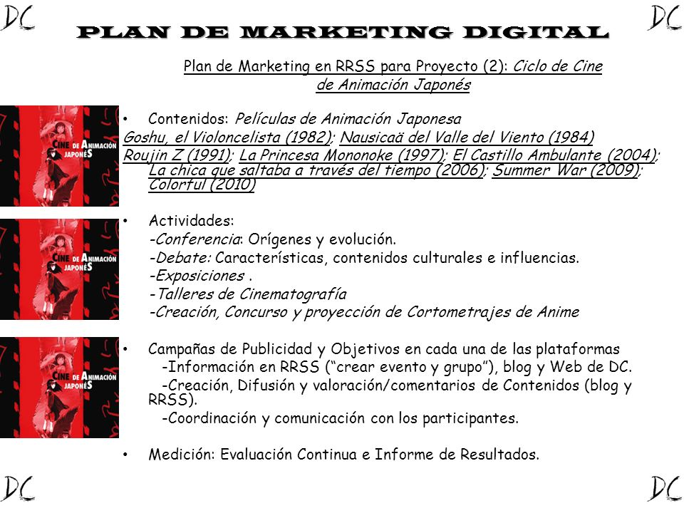 PLAN DE MARKETING DIGITAL