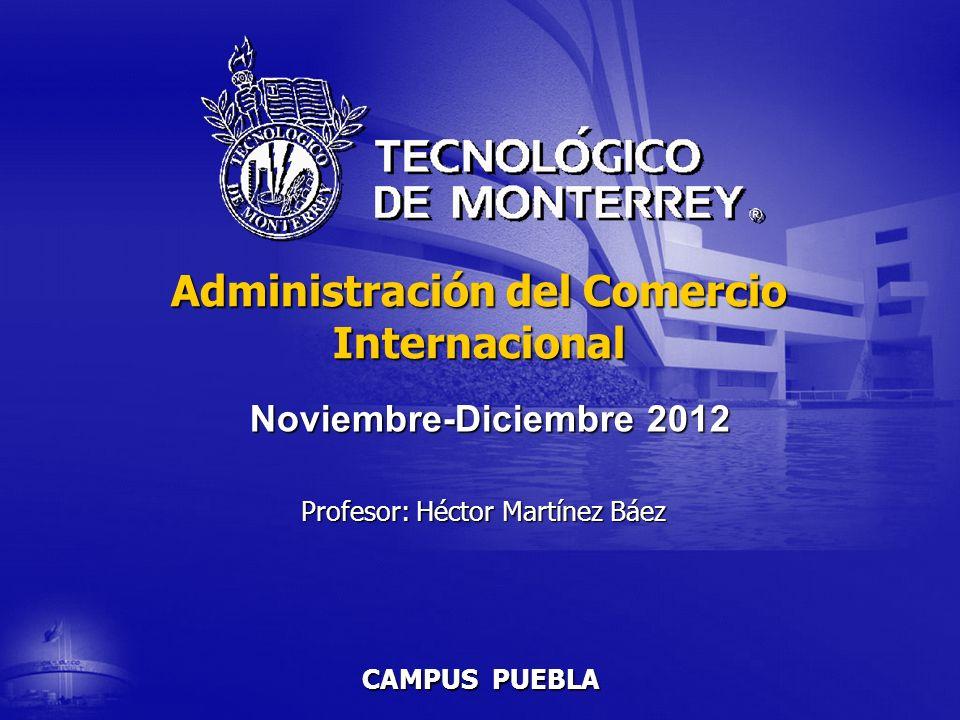 Administración del Comercio Internacional