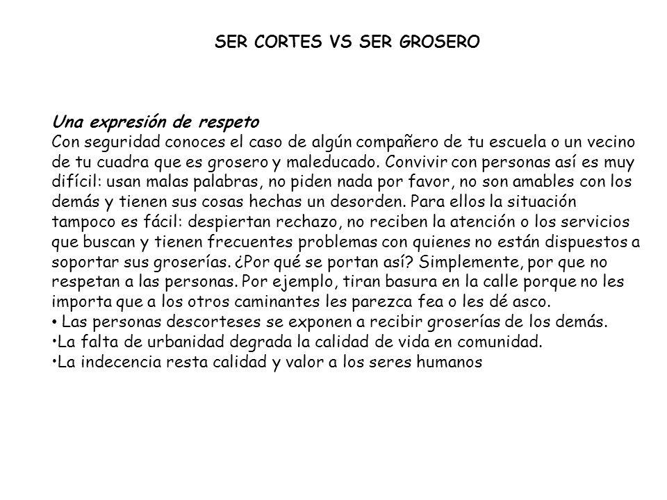 SER CORTES VS SER GROSERO