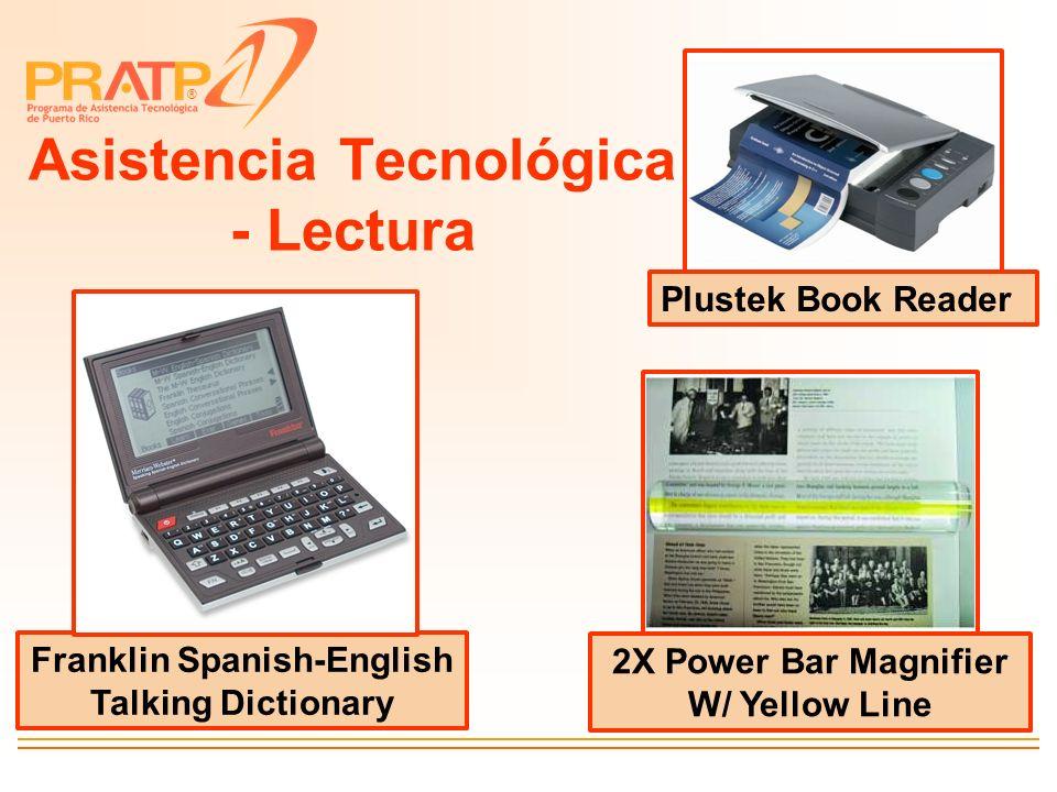 Asistencia Tecnológica - Lectura