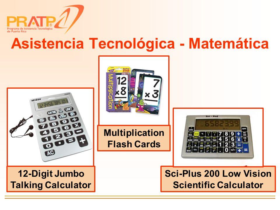Asistencia Tecnológica - Matemática