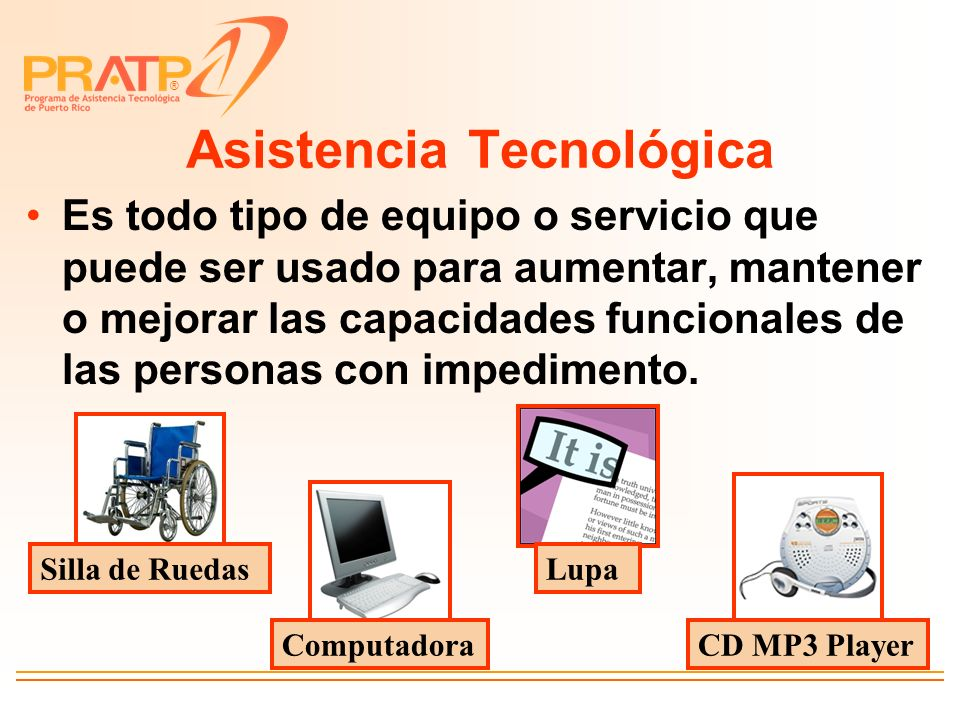 Asistencia Tecnológica