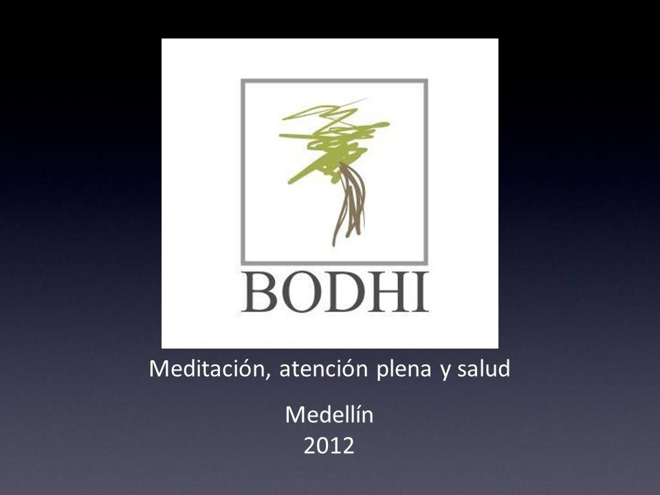 Meditación, atención plena y salud