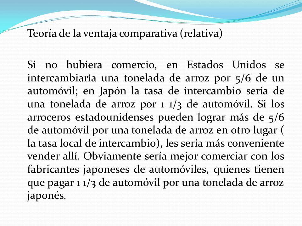 TECNICAS DE COMERCIALIZACIÓN INTERNACIONAL