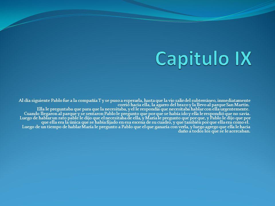 Capitulo IX
