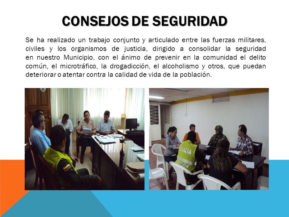 CONSEJOS DE SEGURIDAD