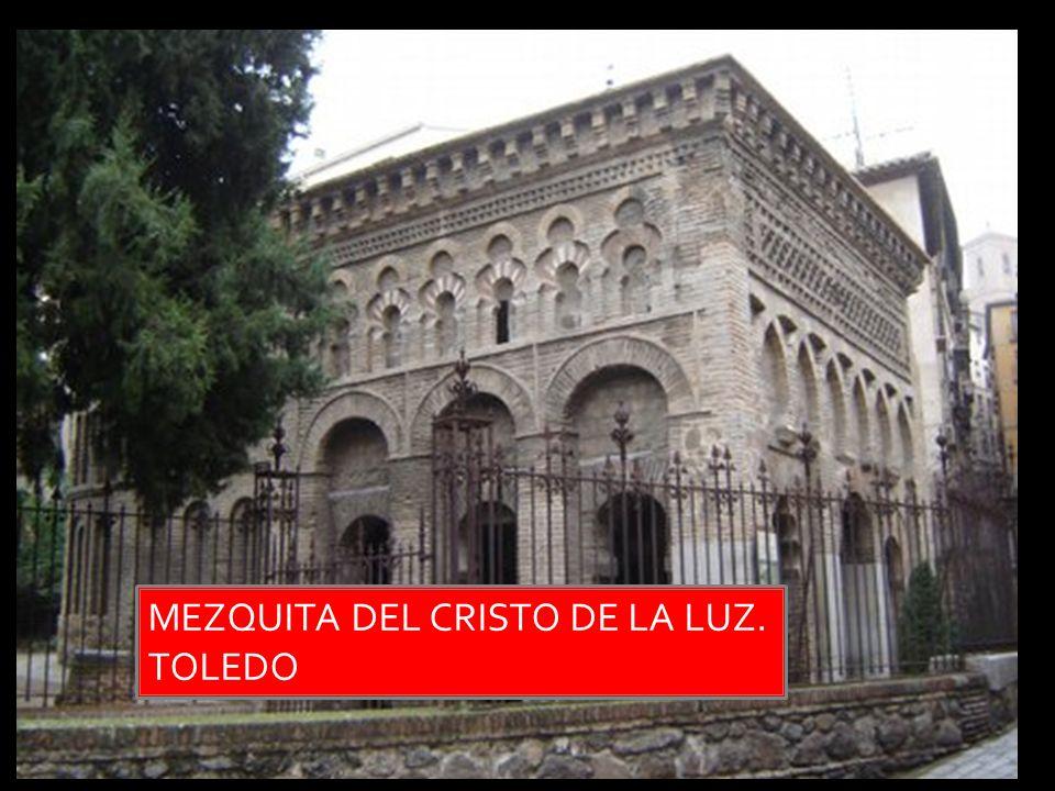 MEZQUITA DEL CRISTO DE LA LUZ.