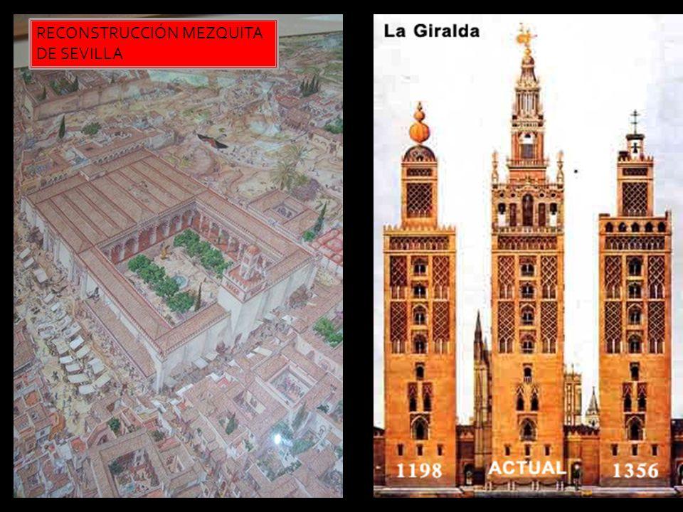 RECONSTRUCCIÓN MEZQUITA