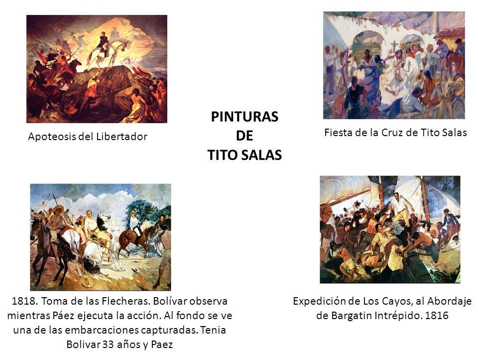 Expedición de Los Cayos, al Abordaje de Bargatin Intrépido. 1816