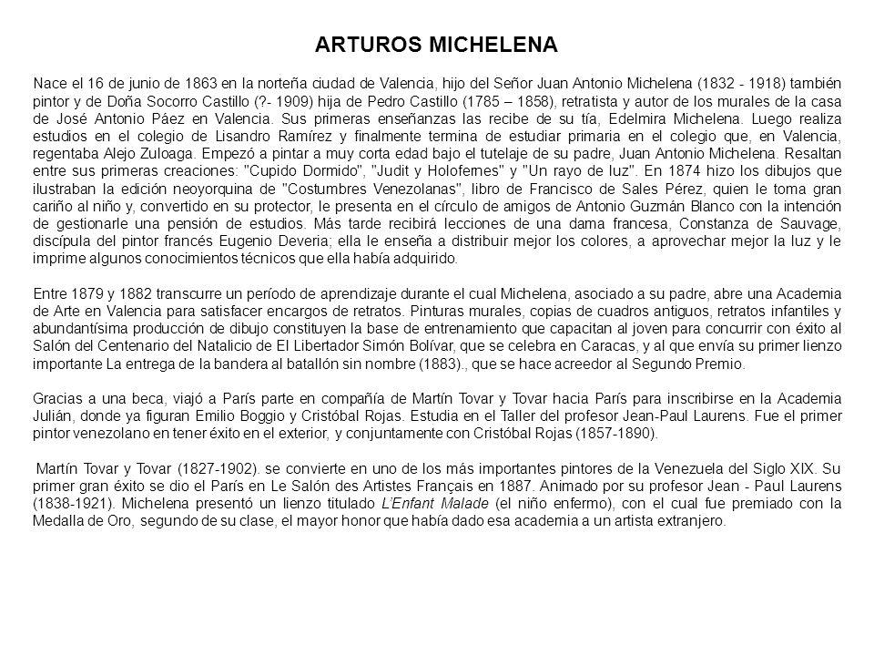 ARTUROS MICHELENA