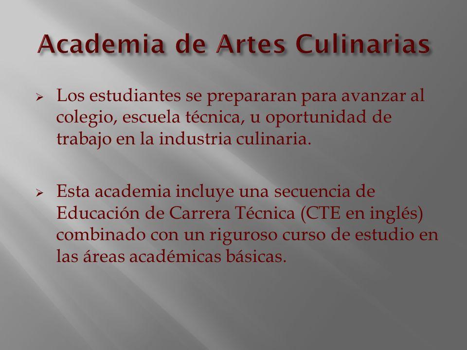 Academia de Artes Culinarias