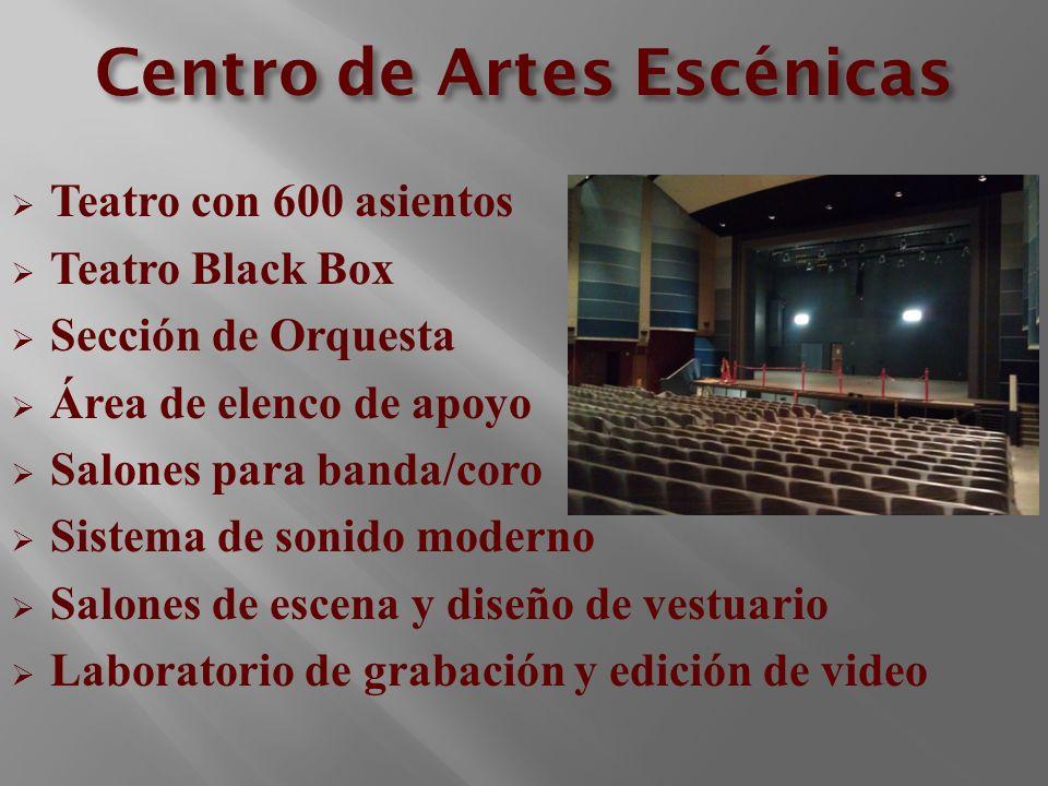 Centro de Artes Escénicas