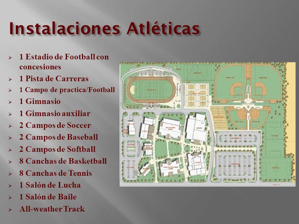 Instalaciones Atléticas