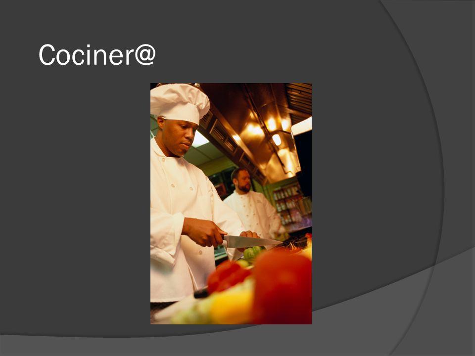 Cociner@