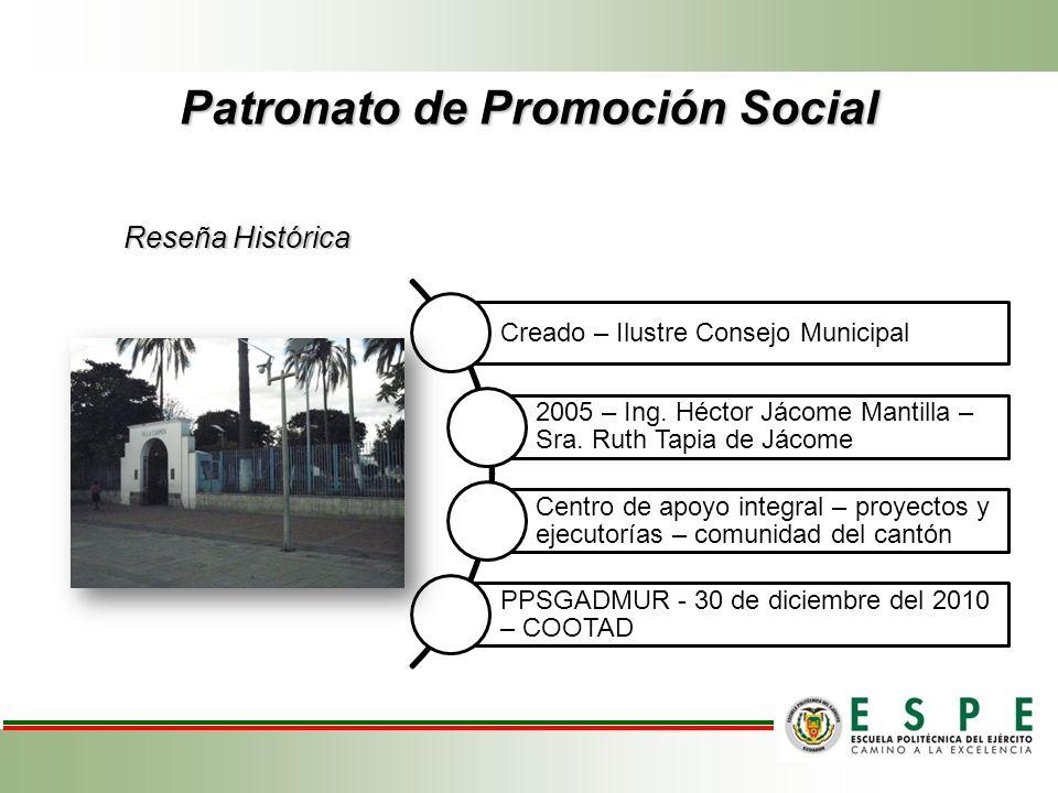 Patronato de Promoción Social