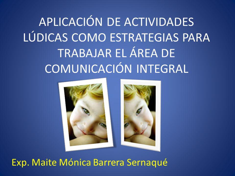 Exp. Maite Mónica Barrera Sernaqué