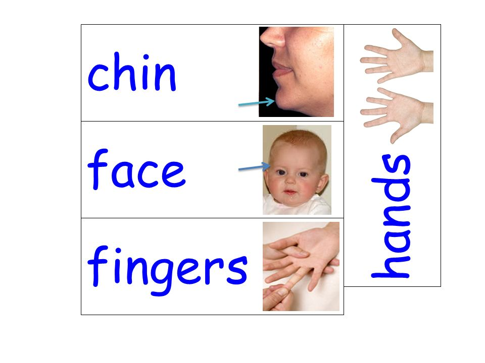 chin hands face fingers