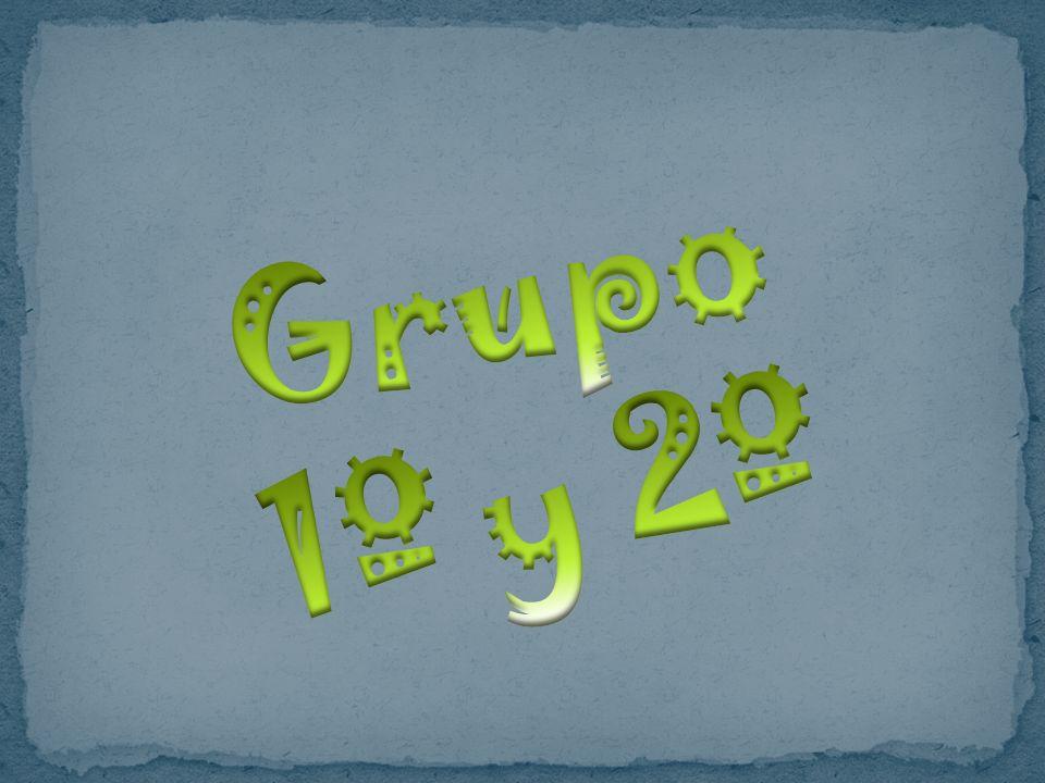 Grupo 1º y 2º