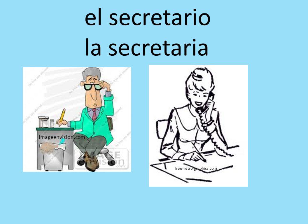 el secretario la secretaria free-retro-graphics.com imageenvision.com