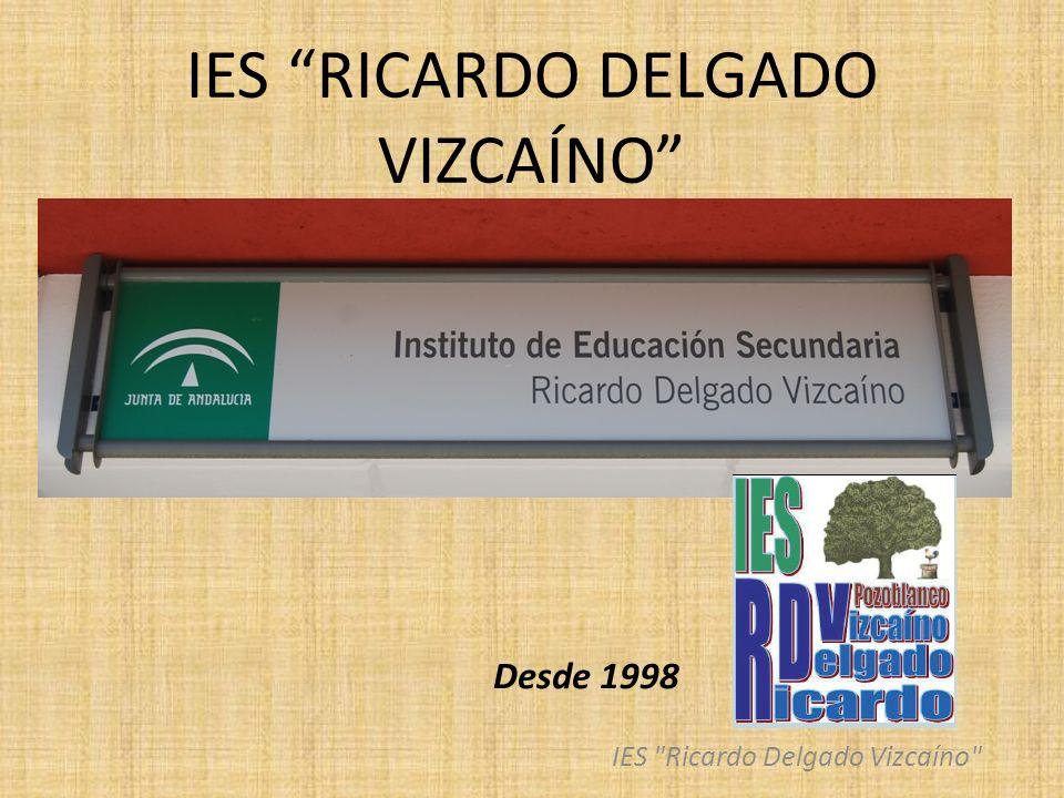 IES RICARDO DELGADO VIZCAÍNO