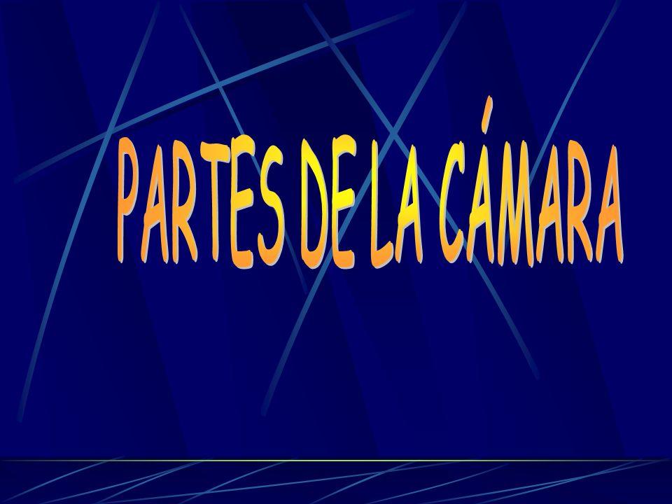 PARTES DE LA CÁMARA