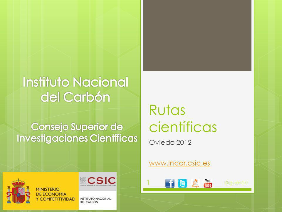 Oviedo 2012 www.incar.csic.es