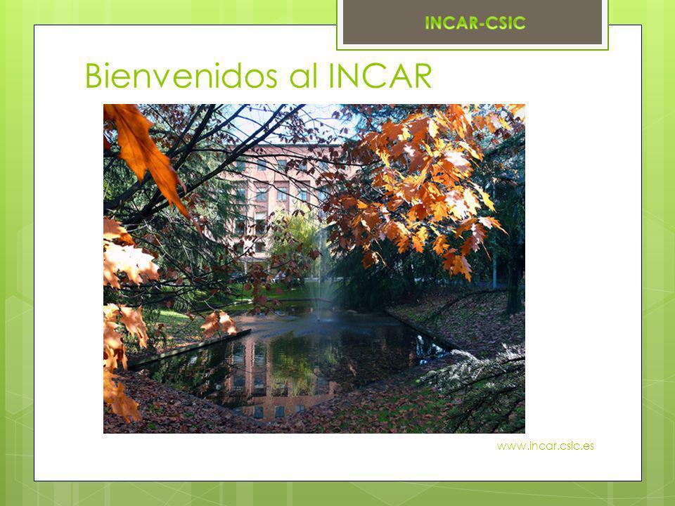 Bienvenidos al INCAR www.incar.csic.es