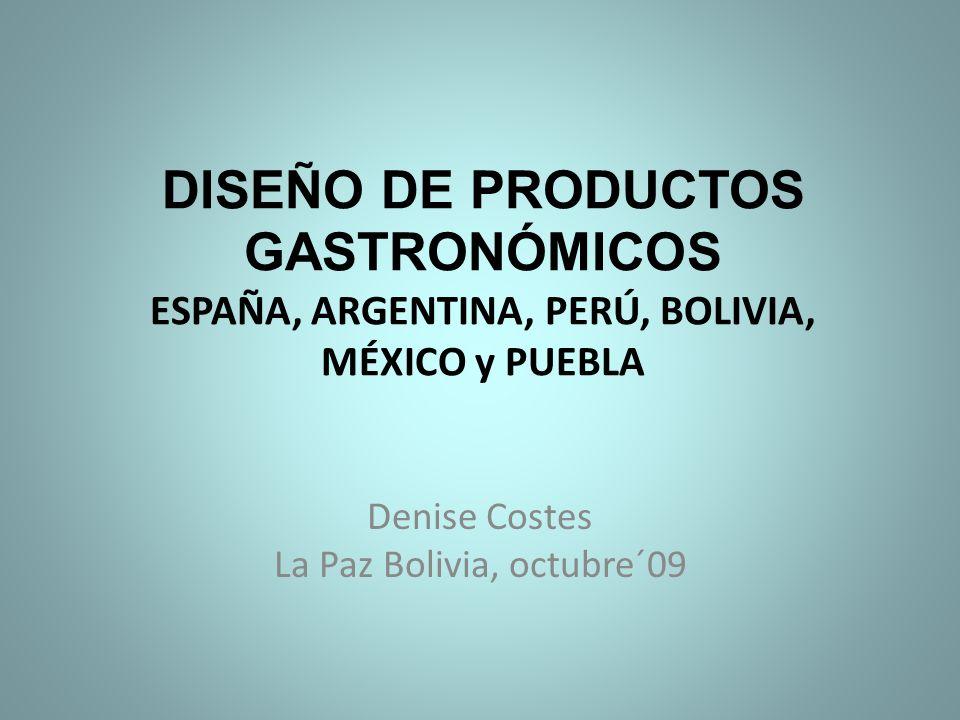 Denise Costes La Paz Bolivia, octubre´09