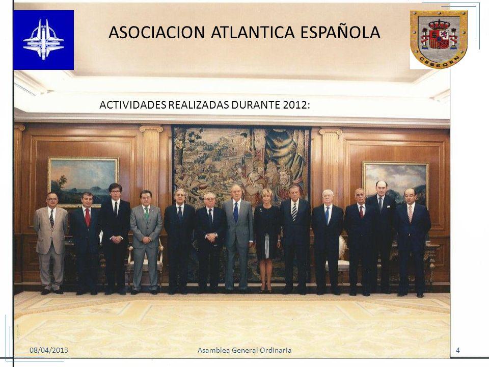 ASOCIACION ATLANTICA ESPAÑOLA