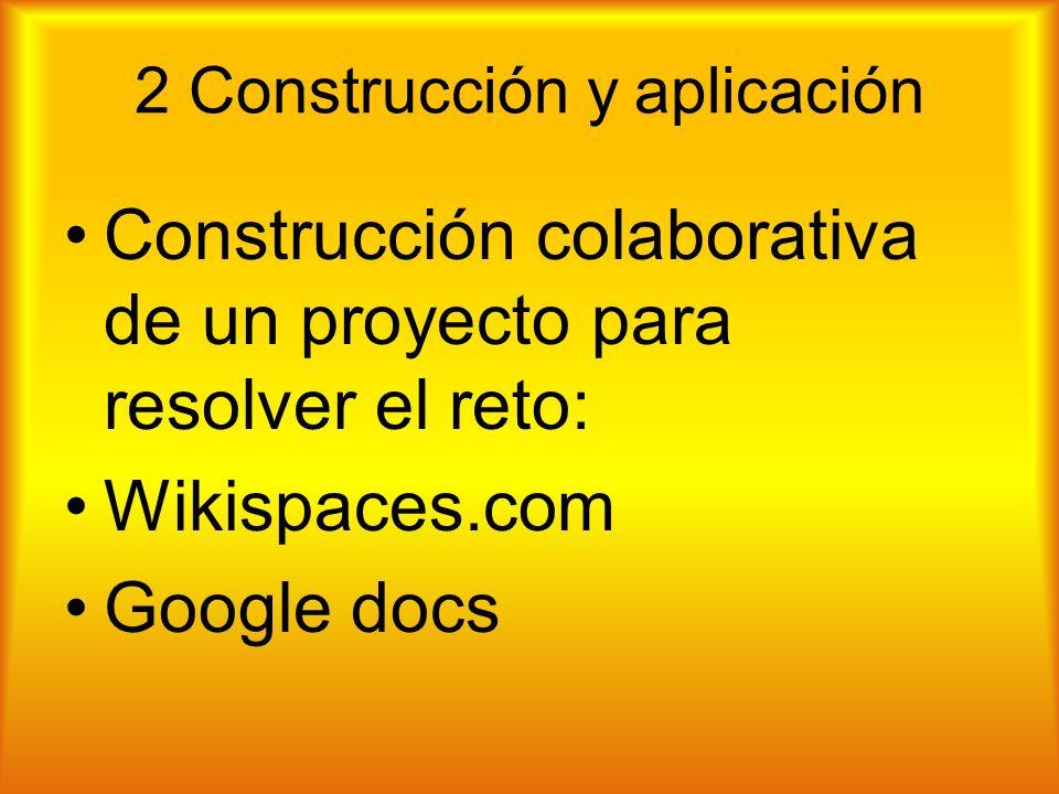 2 Construcción y aplicación
