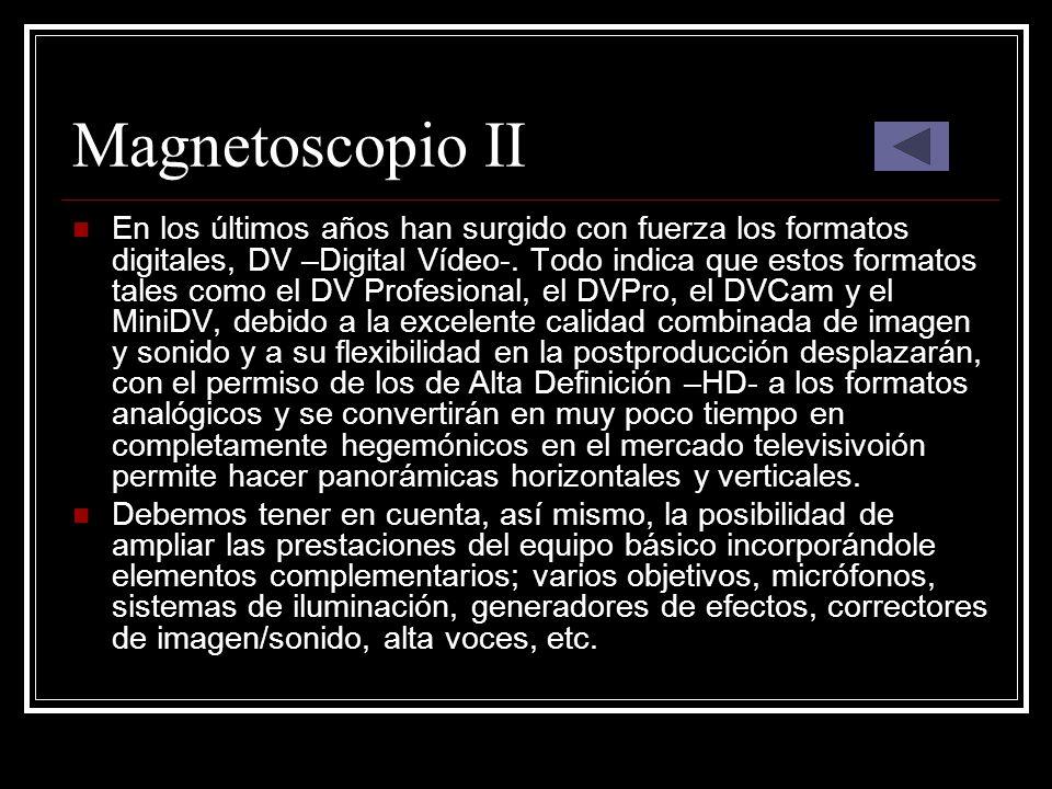 Magnetoscopio II