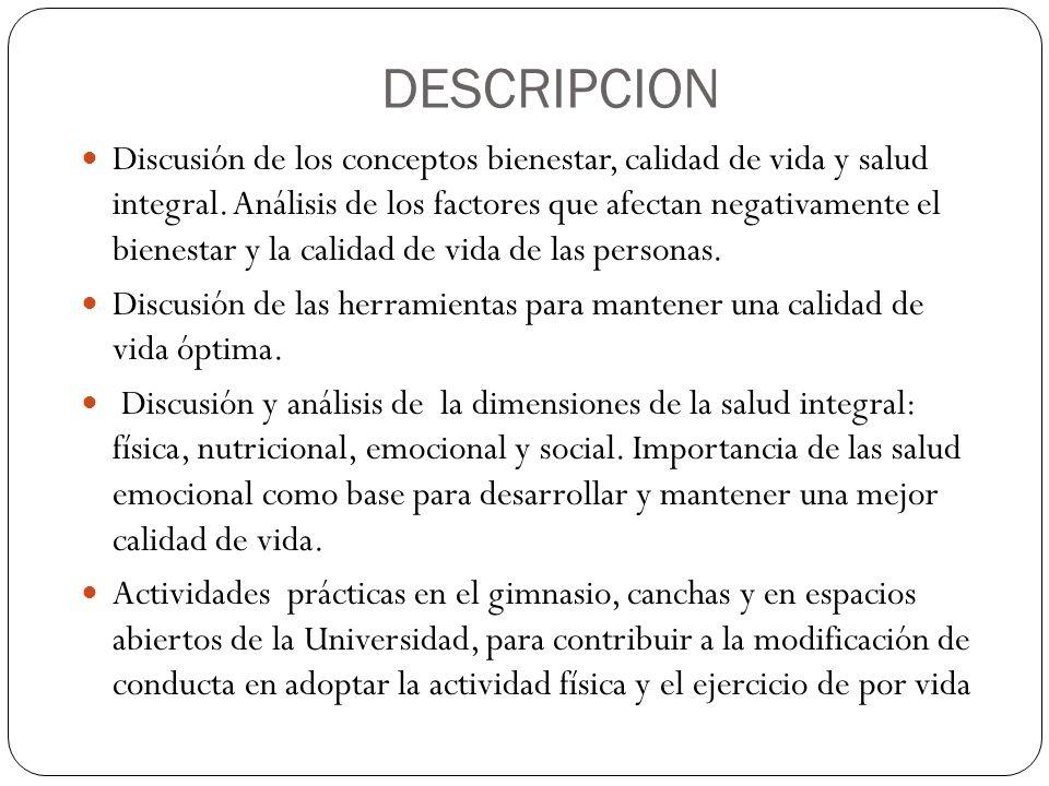 DESCRIPCION