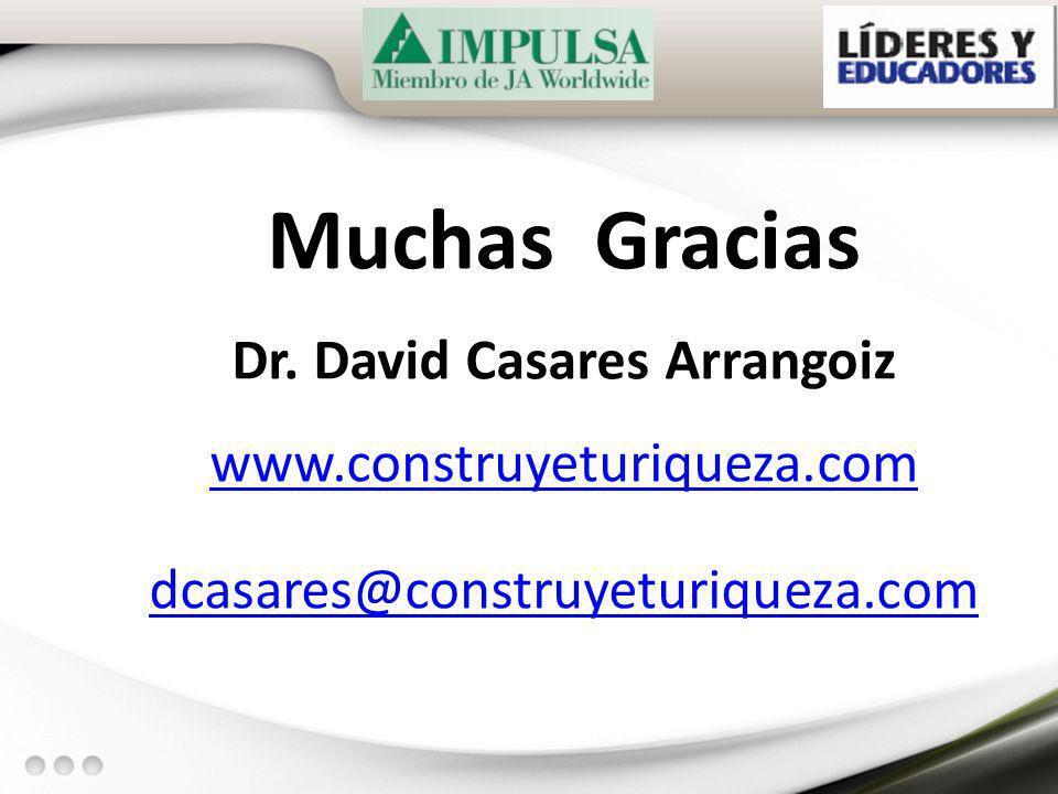 Dr. David Casares Arrangoiz
