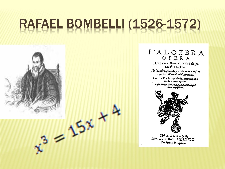 RAFAEL BOMBELLI (1526-1572)