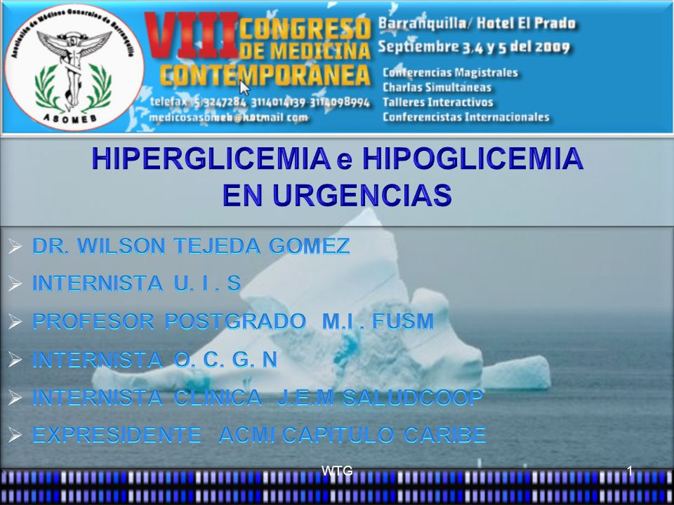 HIPERGLICEMIA e HIPOGLICEMIA